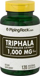 Triphala 1000 mg 120 Capsules