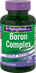 Buy Boron Complex 3 mg Triple Action 200 Capsules