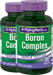 Dreifach wirksamer Bor-Komplex  200 Tabletten