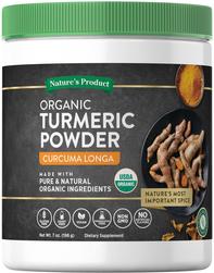 Turmeric Powder (Organic), 7 oz