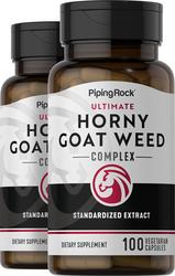 Ultimate Hornu Goat-kruidencomplex 100 Vegetarische capsules