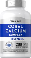 Ultra Korallenkalzium Komplex 200 Kapseln mit schneller Freisetzung