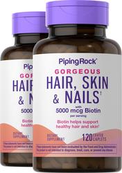 Ultra Hair, Skin & Nails 120 Überzogene Filmtabletten