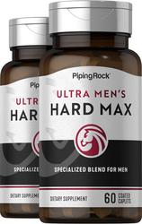 Ultra Men's HARD MAX 60 Überzogene Filmtabletten