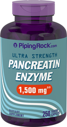 Buy Pancreatin Digestive Enzyme 1500 mg Supplement
