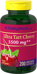 Tart Cherry 3500 mg 200 Capsules