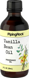 Vanilla Bean Fragrance Oil 2 x 1/2 oz (15 ml) Dropper Bottle