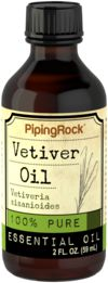 Vetiver Essential OIl 2 oz 100% Pure Oil Therapeutic Grade