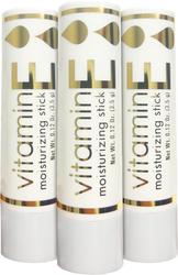 Stick hidratante de vitamina E 0.1 oz (3.5 g) Tubos
