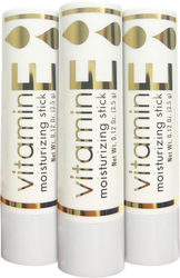 Vitamin E Moisturizing Stick 3 Pack