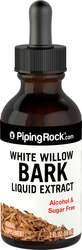 White Willow Bark Liquid Extract Alcohol Free 1 fl oz