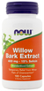 White Willow Bark Extract 400mg Standardized Extract 100 Capsules