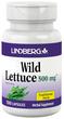 Wild Lettuce 500 mg, 100 Caps