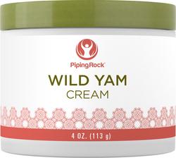 Vill yamsrot-krem 4 oz (113 g) Krukke