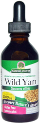 Wilde yam vloeibaar extract 2 fl oz (60 mL) Druppelfles
