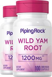 Wilde yamwortel  100 Snel afgevende capsules