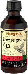 Wintergreen Essential Oil 2 fl oz 100% Pure Oil Therapeutic Grade
