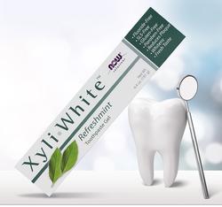 Gel dentifricio menta rinfrescante Xyliwhite 6.4 oz (181 g) Tubetto