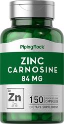 Zinc Carnosine 150 Gélules à libération rapide