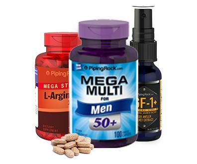 Vitaminen voor mannen
