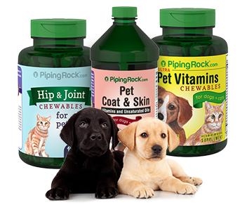 Produtos para animais de estimação